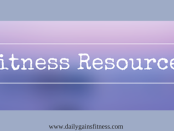 fitness resources