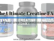 ultimate creatine faq